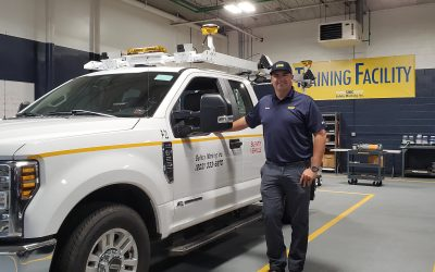 Safety Marking Inc. Launches Automated Layout Truck Increasing Worker Safety