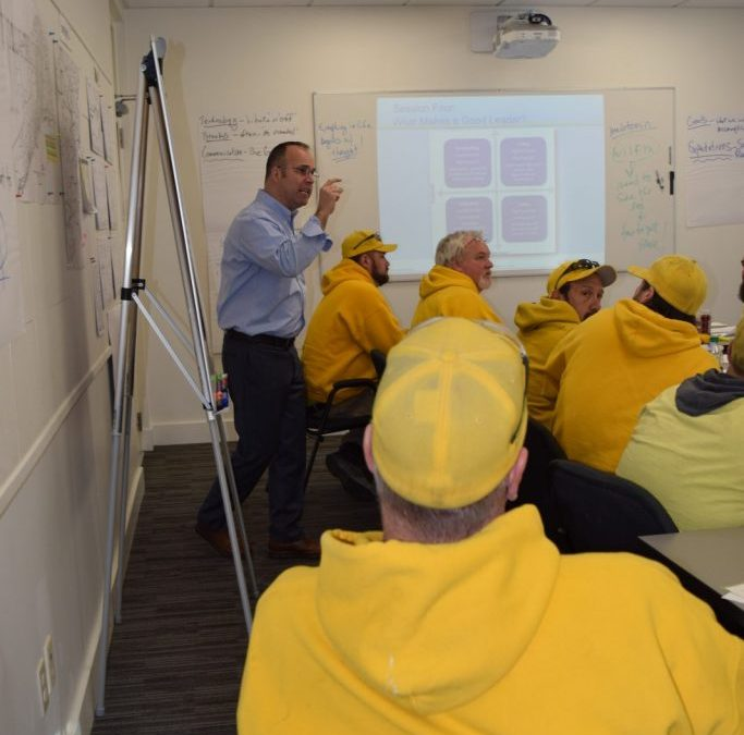 Mark Kelly, Safety Marking's Founder, Shares 5 Tips on How to Transition into a Senior Leadership Role