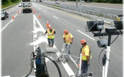 Safety Marking Inc. of Bridgeport, CT Discusses the Importance of Highly Visible Pavement Markings