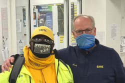 Safety Marking Inc. Recognizes Warren Thomas for Reaching the Milestone of 30 Years of Service